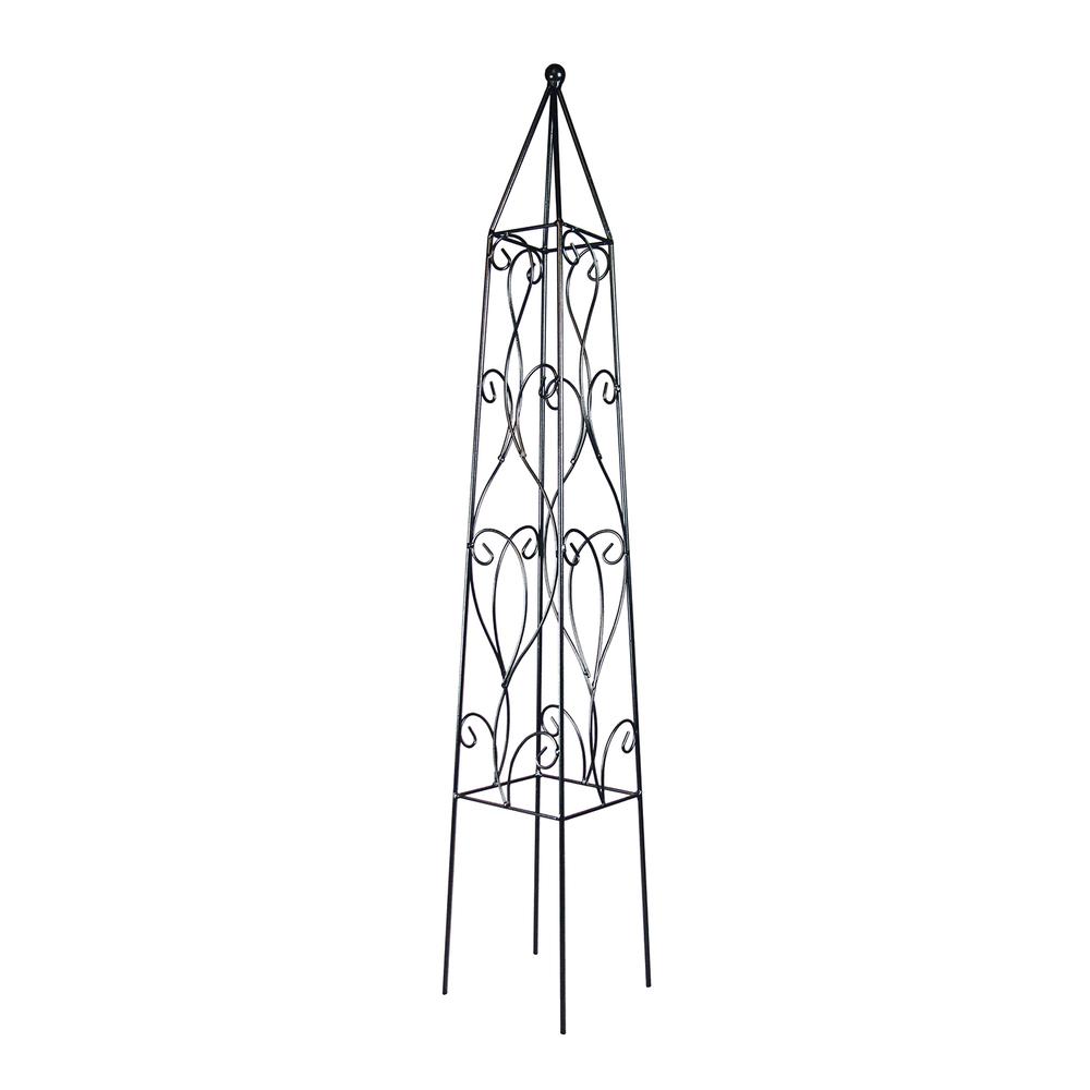 Wisteria Obelisk