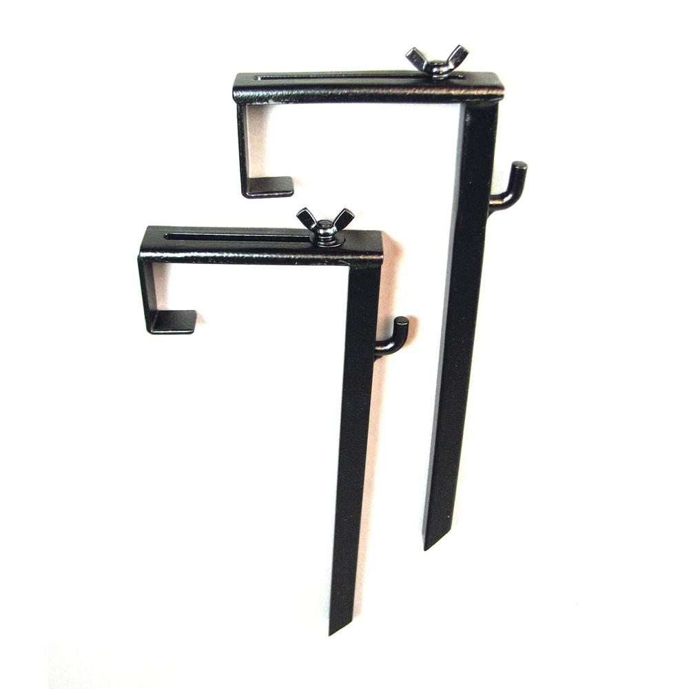Wall Trough Adjustable Deck Bracket
