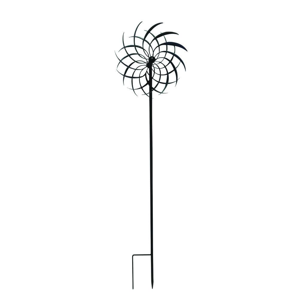 """72"""" Tall Kokopelli Spinner"""