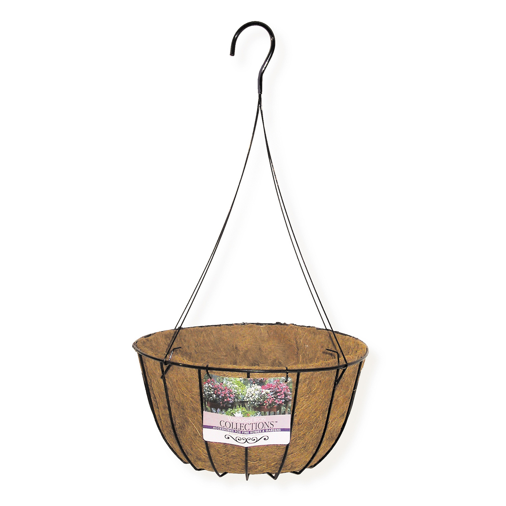 Grower Basket with Coco Liner