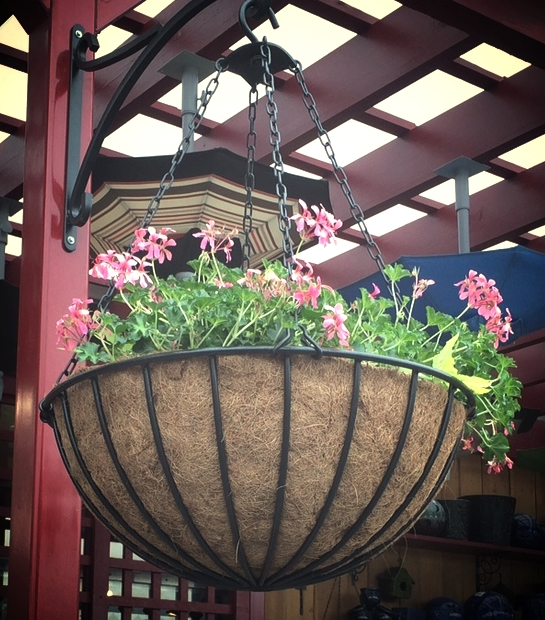 XL Liberty Hanging Basket with Liner